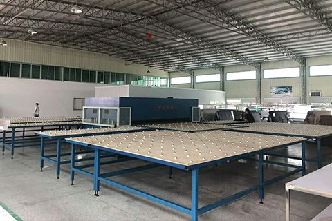 500T Large area size cutting machine